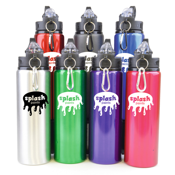 800ml Aluminium Drinks Bottle