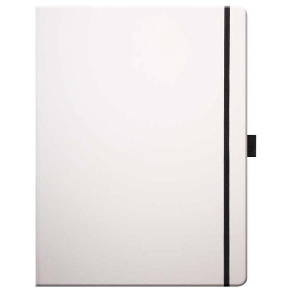Castelli Ivory Matra Ruled Large Notebook