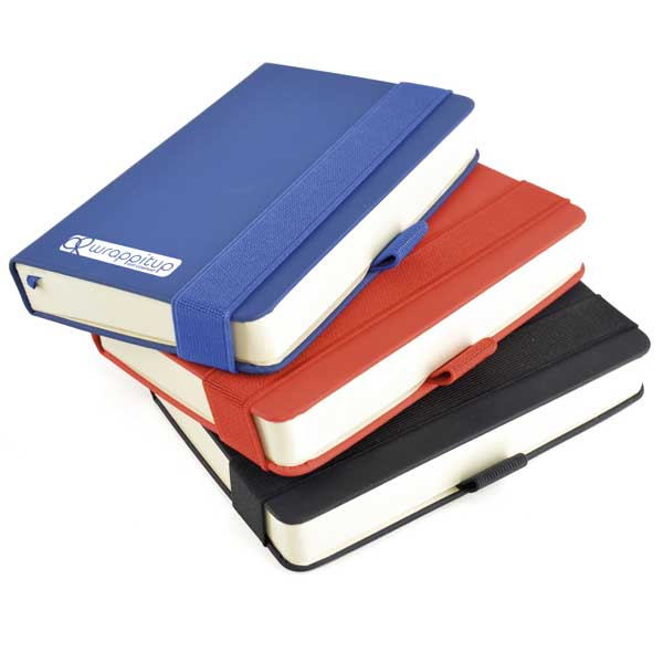 A6 PU Notebook