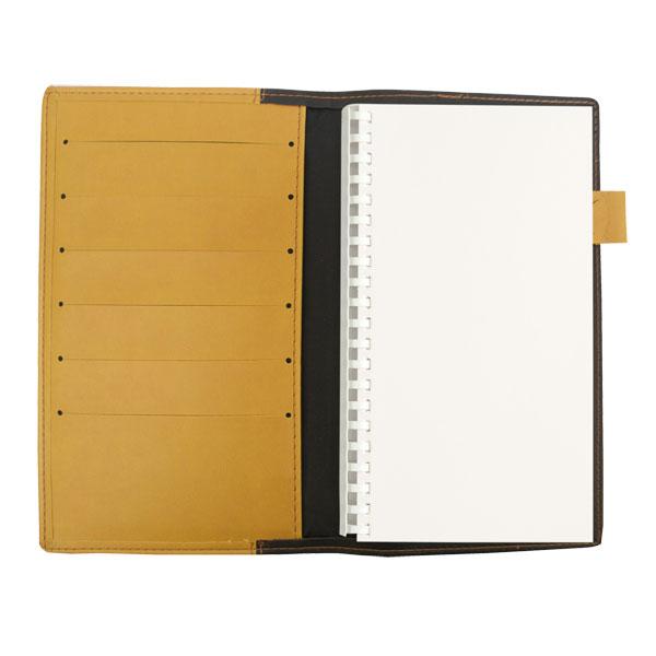 Bi-Colour NewHide Deluxe Pocket Wallet