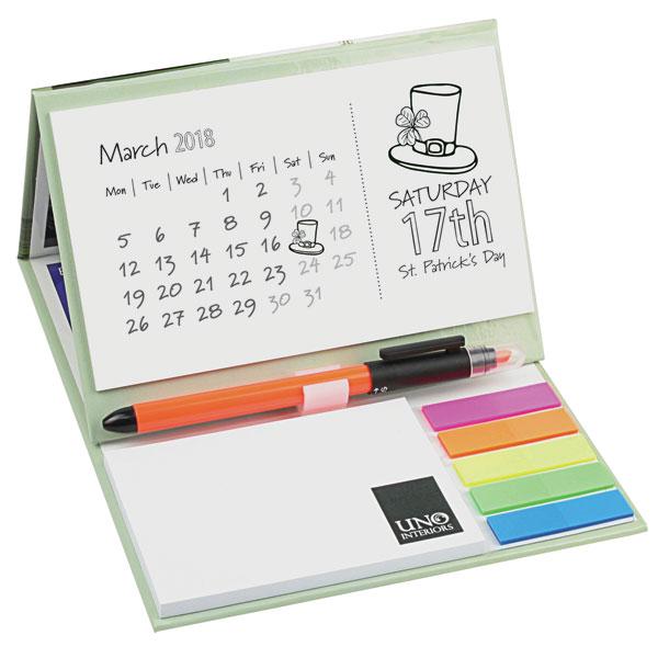 CalendarPod Midi and Duo Pen