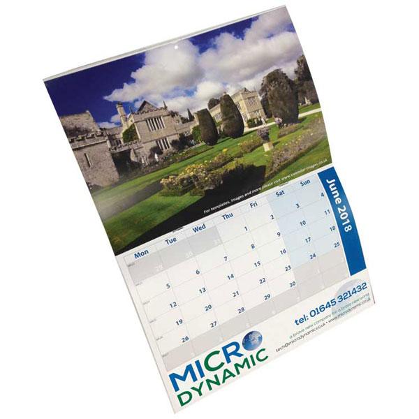 A4 Booklet Style Calendar