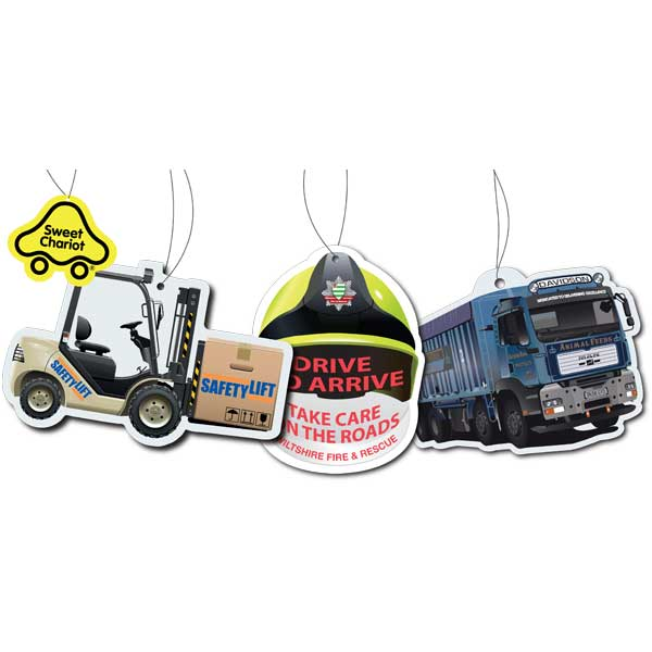 Sweet Chariot Car Freshener