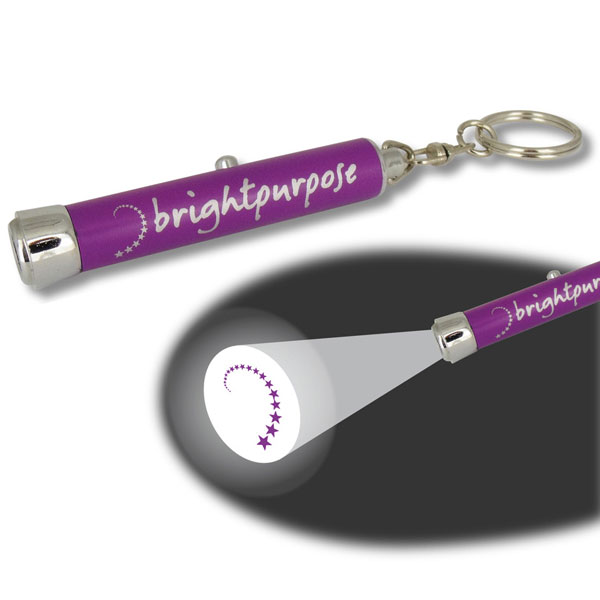Projector Torch Key Ring