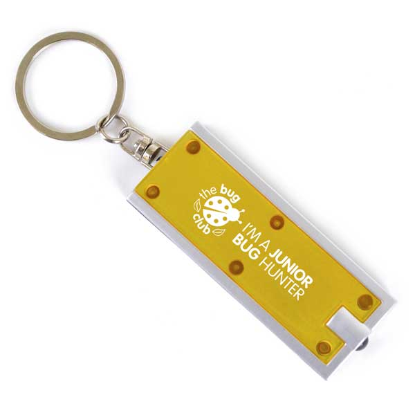 LED Torch Key Ring