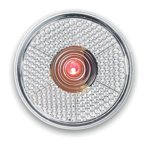 Round Blinking LED Light