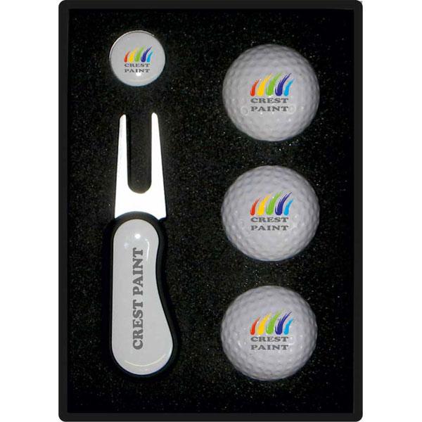 A6 Golf Ball Gift Box