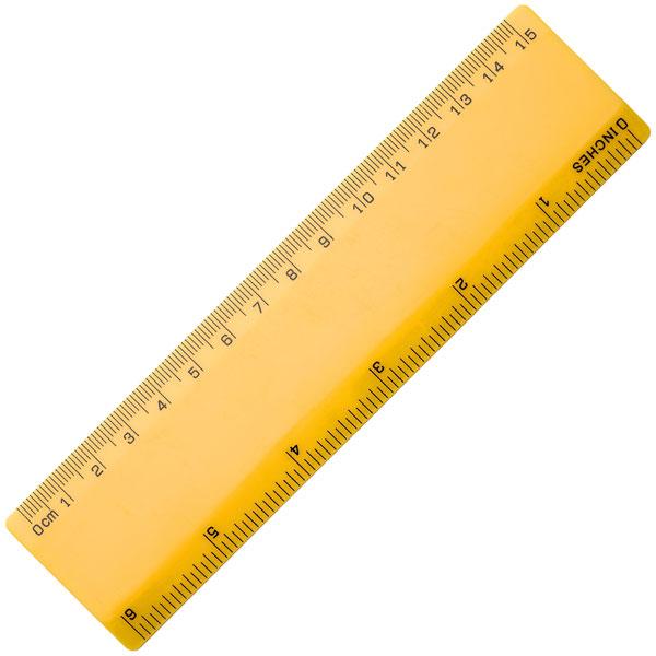 BG 6inch/150mm Ruler