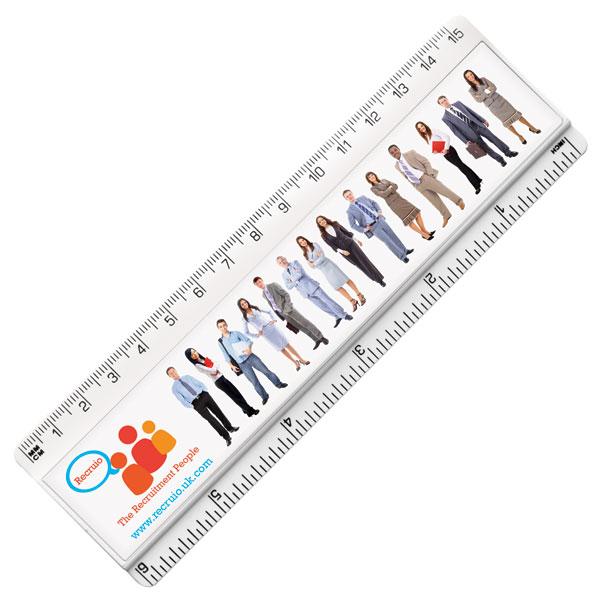 6inch / 150mm Paper Insert Ruler