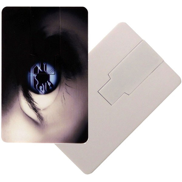 4GB Credit Card Flash Drive