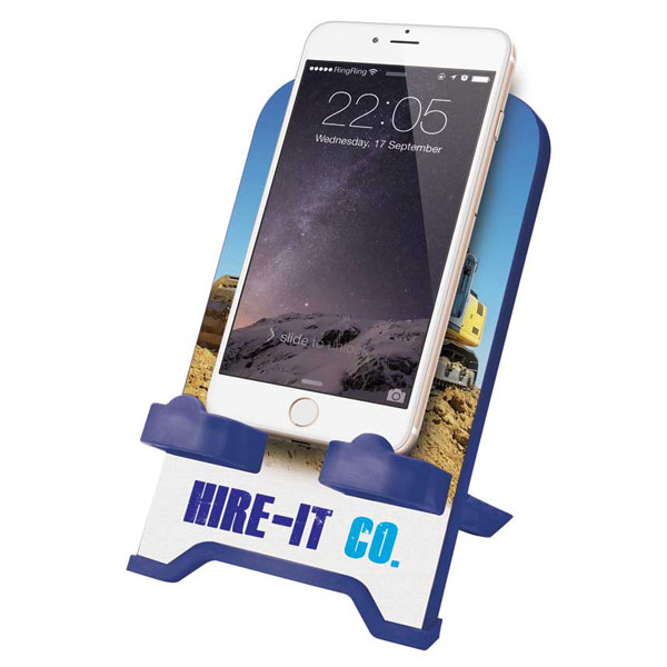 Brite-Dock Phone Stand - Full Colour