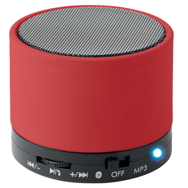 2.1 Bluetooth Drum Speaker