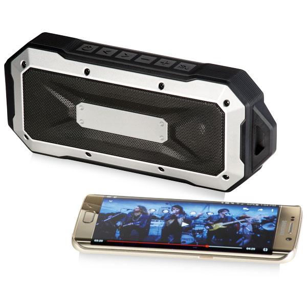 Boulder Waterproof Bluetooth Speaker