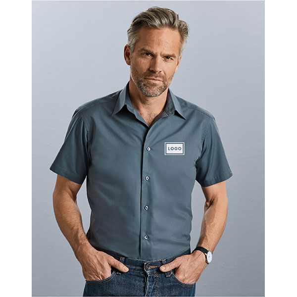 Russell Collection Mens Sh..