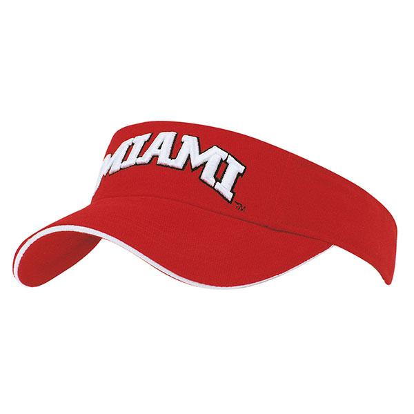 Peaked Visor Hat