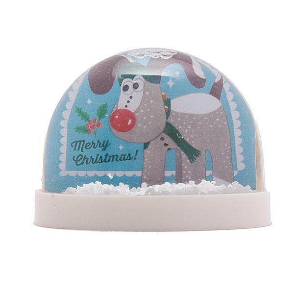 Snowglobe Fridge Magnet
