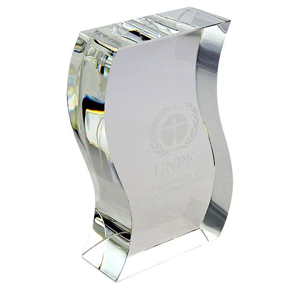 15cm Optical Crystal Frees..