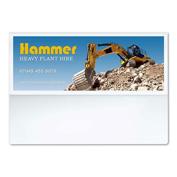 A5 Document Holder - Full ..