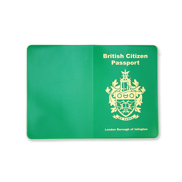 Passport Cover - Full Colour