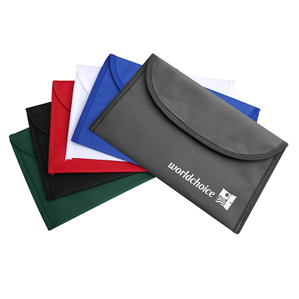 Polyester Travel Wallet