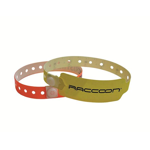 PVC Security Wristband