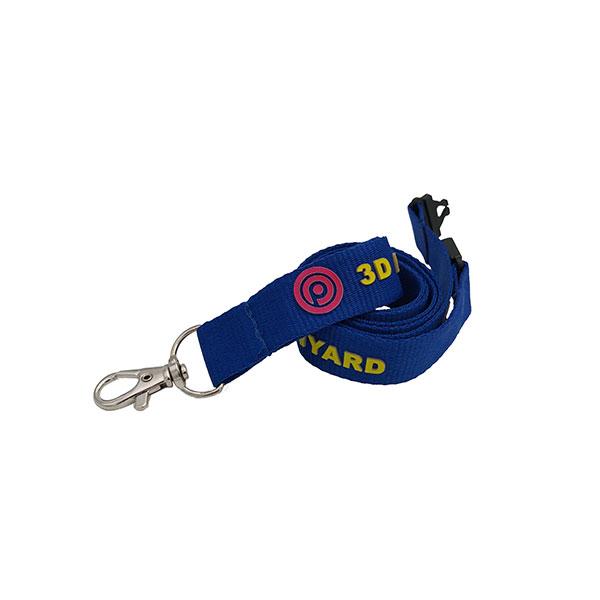 3D Logo Lanyard