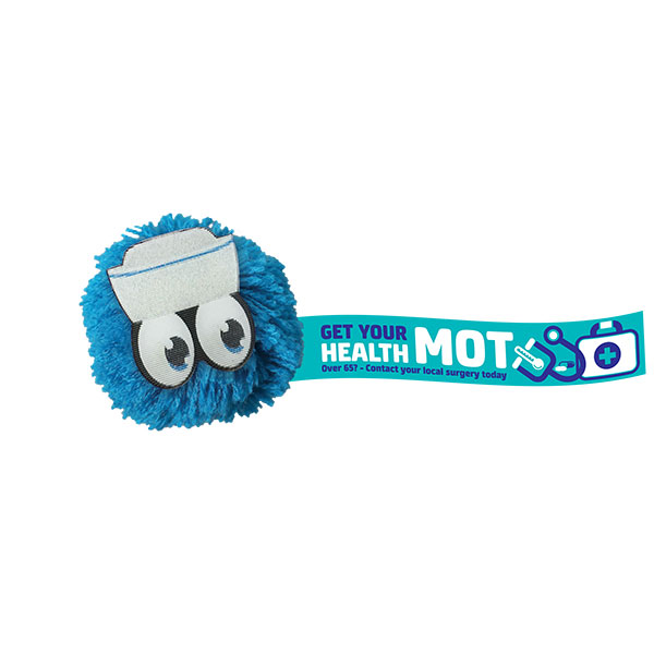 Mop Head Promo Pal