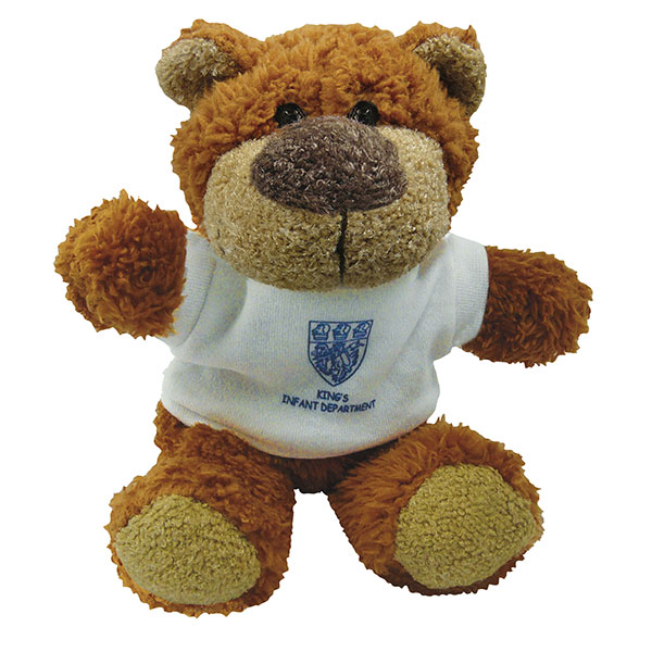 8 Inch Buster Bear with T-..