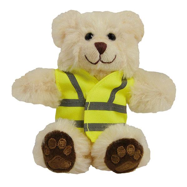 Chester 5 Inch Hi-Vis Bear