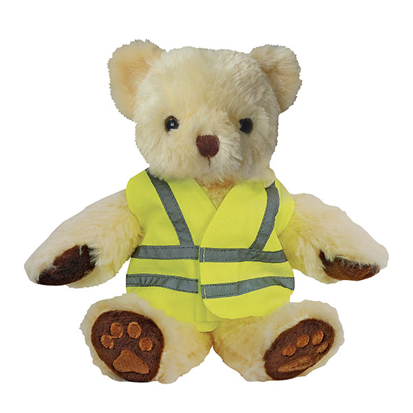 Chester 10 Inch Hi-Vis Bear