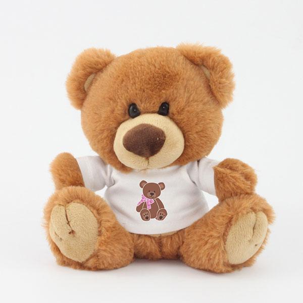 15cm Sitting Bear