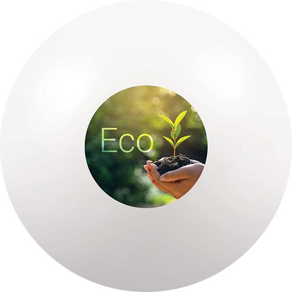 Eco Stress Ball - Full Col..