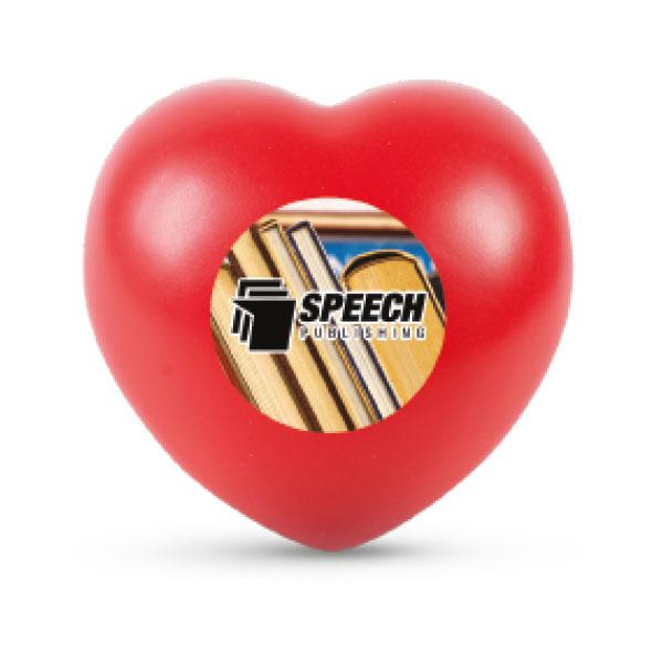 Heart Stress Ball - Full C..