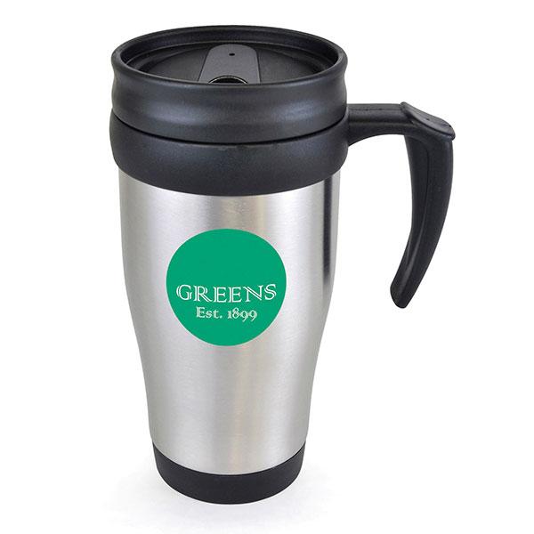 Stainless Steel Travel Mug..