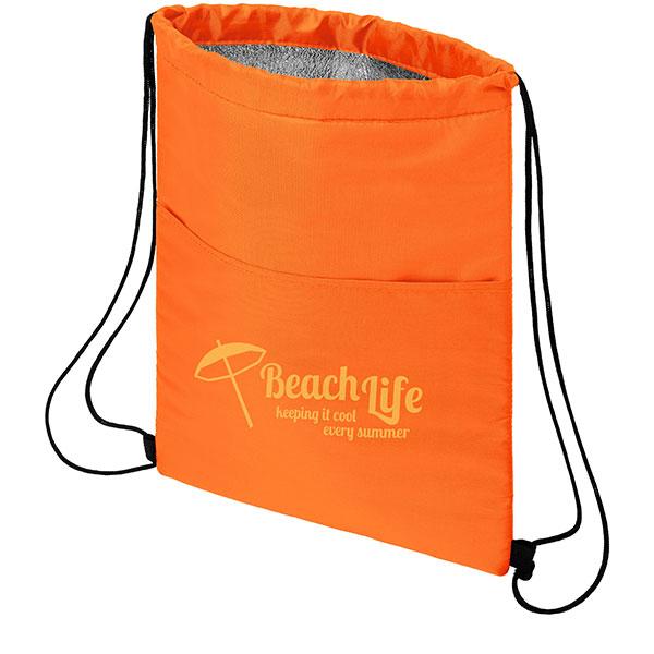 Oriole Drawstring Cooler Bag