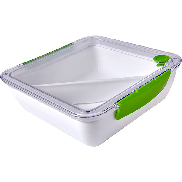 Coloured Clip Lunchbox
