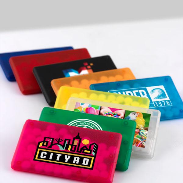 Credit Card Shape Mint Con..