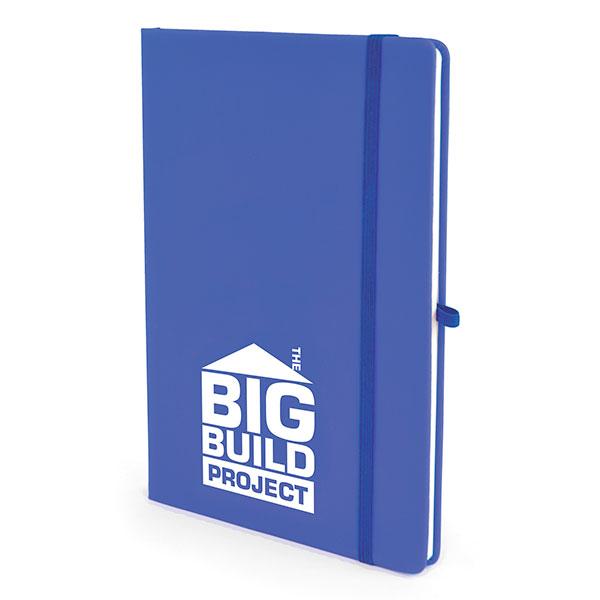 A5 Mole Notebook