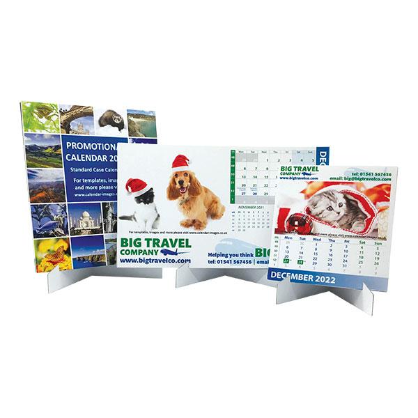 Mini Eco Desk Calendar