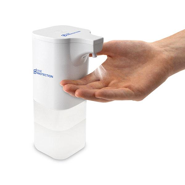 Contactless Hand Sanitiser..