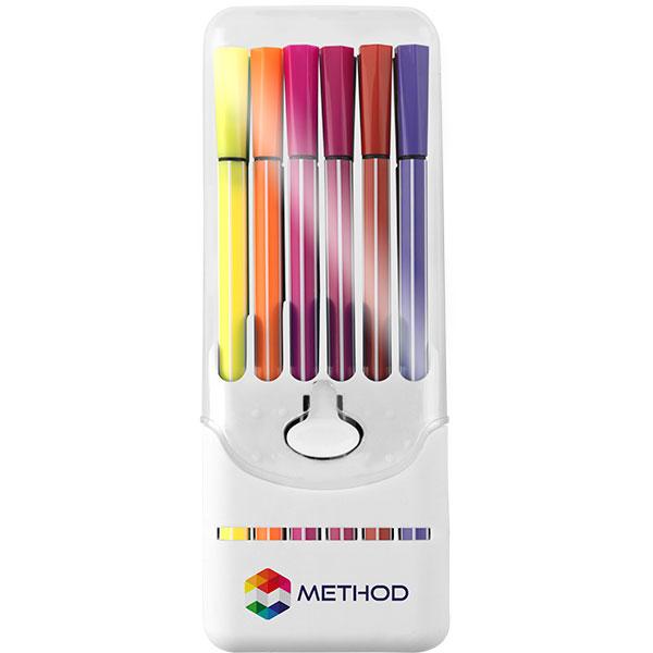 Aquarel Felt Tip Pen Set -..