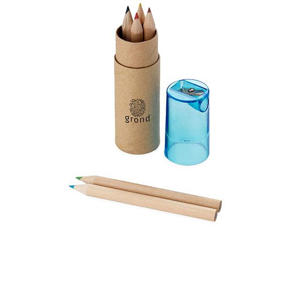 Natural Coloured Pencil Set