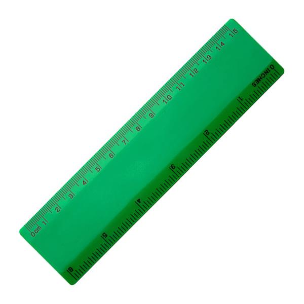 BG 6 Inch/150mm Ruler - Fu..