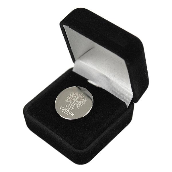Buckingham Pin Badge