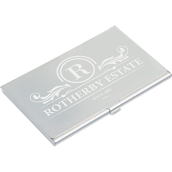 Aluminium Business Card Ho..