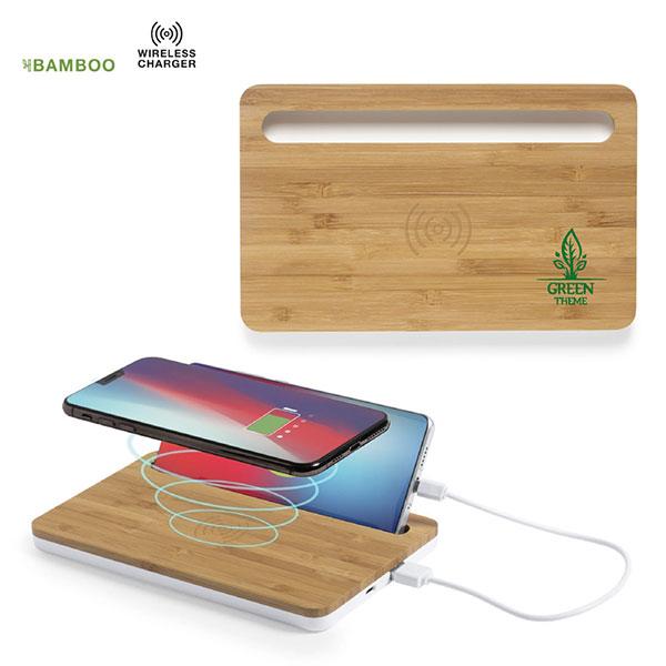 Bamboo Organiser Wireless ..