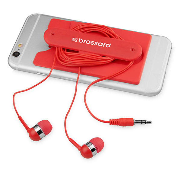 Wired Earbuds & Silicone P..