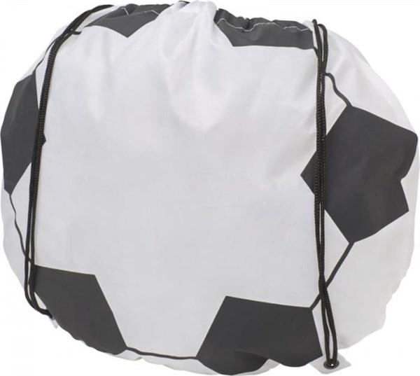 Penalty football-shaped dra..