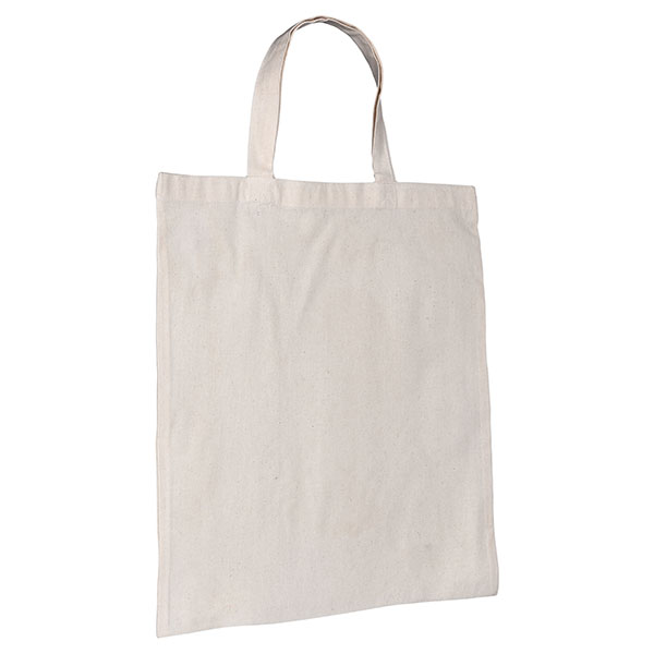 Natural 5oz Cotton Shopper