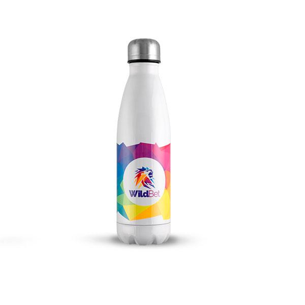 Mood Vacuum Bottle - Gloss White